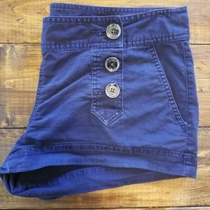Express Cotton Twill shorts